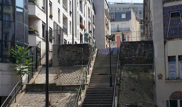 Montmartre à hauteur d'enfants