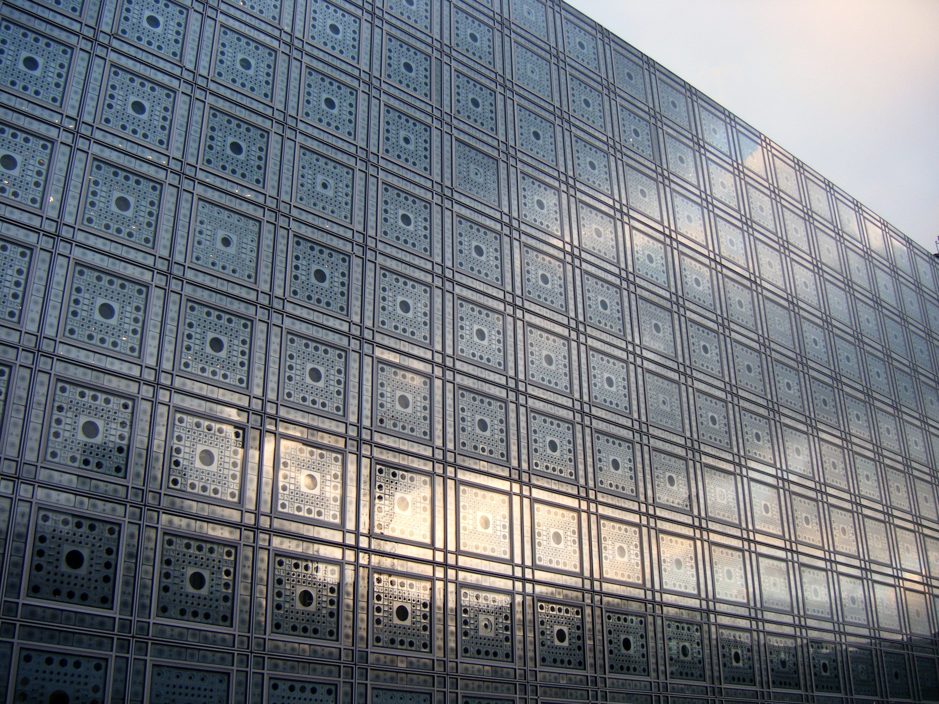 L'Institut du Monde Arabe : A la découverte d'un Paris Oriental