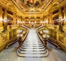 L'opéra Garnier : A la poursuite du fantôme de l'opéra !