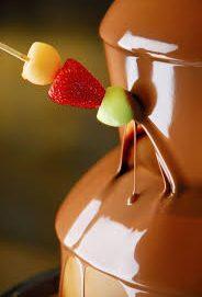 Une option chocolatée !
